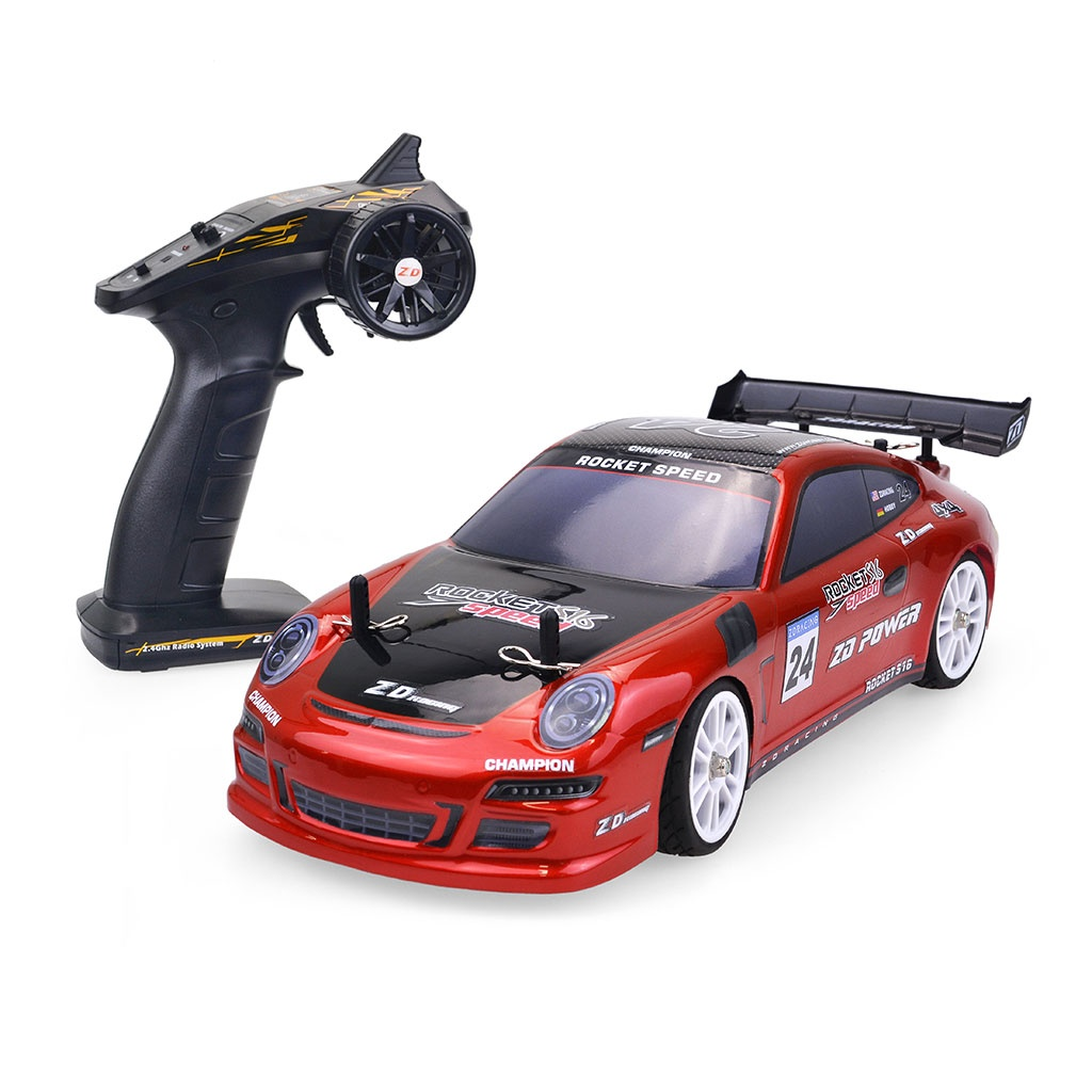 ZD Racing 1/16 Scale 4WD Electric Touring Car